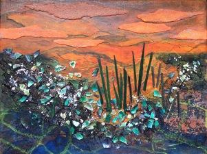 Sunset - 11x14